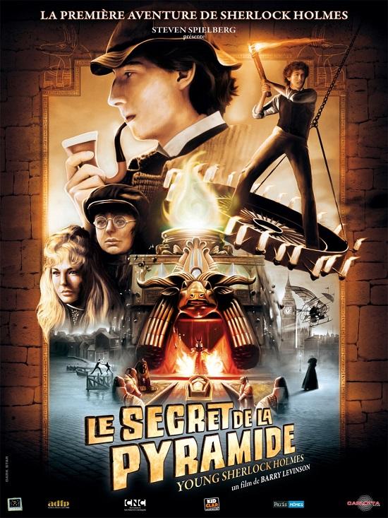 Sherlock Holmes secret origins…