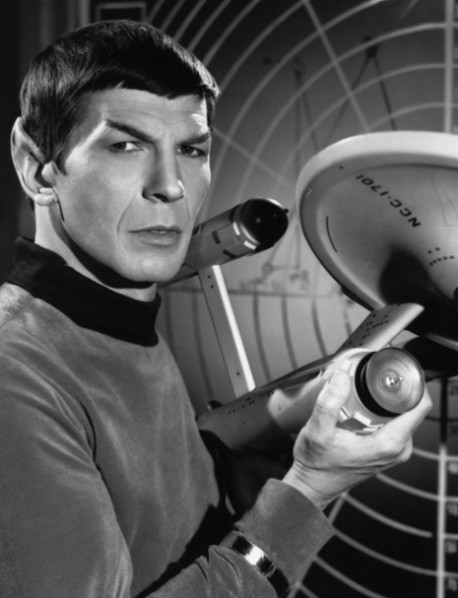 CBS. Source : Wikipedia.  https://fr.wikipedia.org/wiki/Spock_(Star_Trek)#/media/File:Leonard_Nimoy_1975.jpg