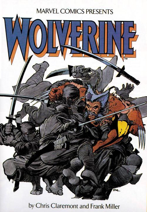 Wolverine se fait la main avant d'obtenir sa série régulière…