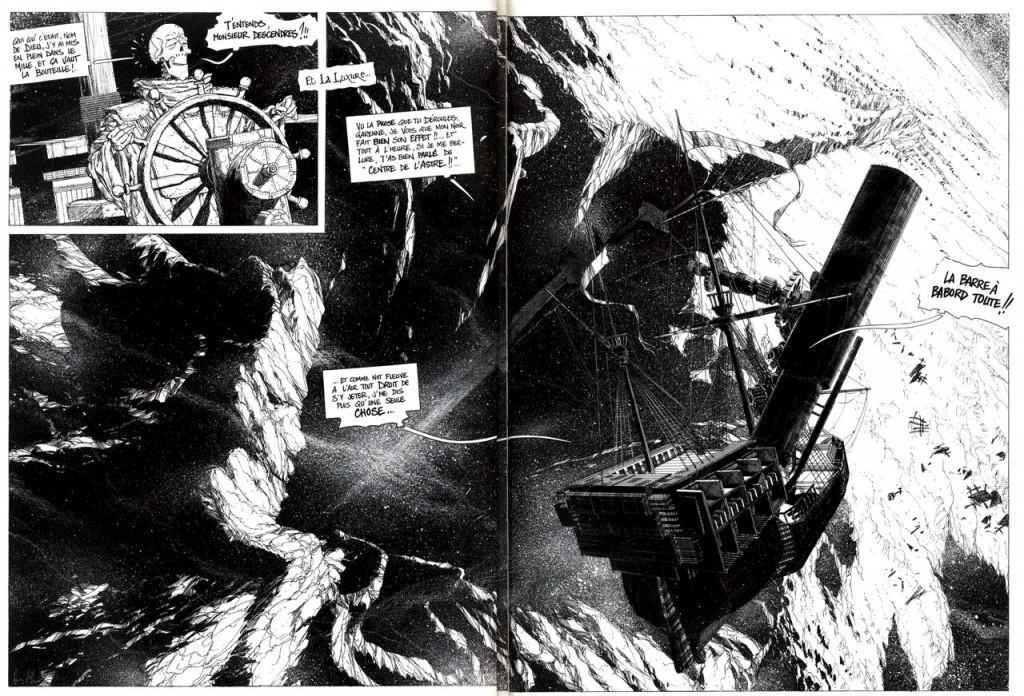 Cartographe : un métier qui vous fera survoler des paysages lunaires vertigineux à bord d'un galion