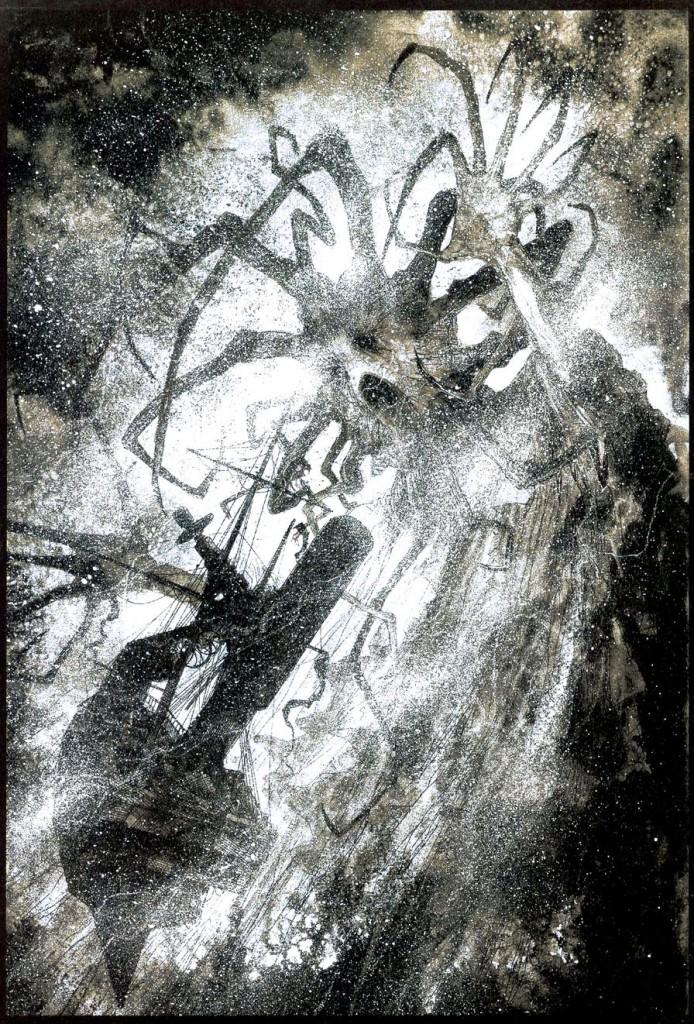 Les terrifiants démons intérieurs aux allures lovecraftiennes