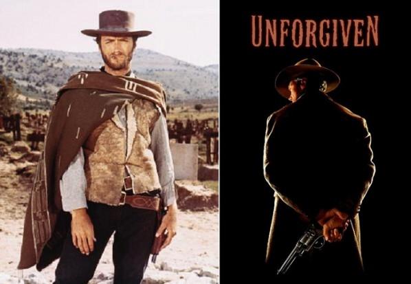 Clint Eastwood tourne le dos à l'icône du temps passé…