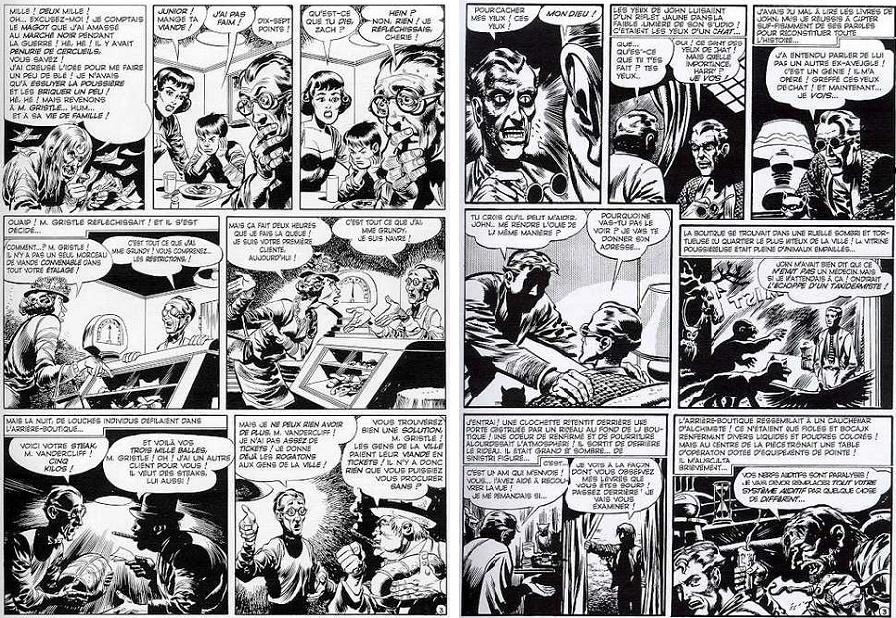 Ça a mieux vieilli que les comics des années 90, non?