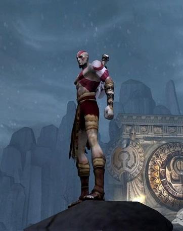 Kratos, antihéros au bord du gouffre