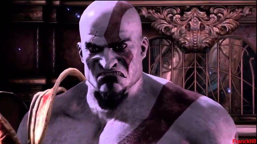 Greeeuu ! Kratos pas content (pour changer)