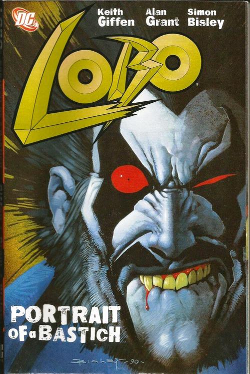 Lobo, la brute tonitruante!