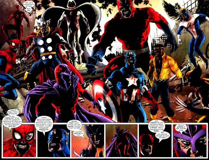 Magneto va passer un sale quart d'heure