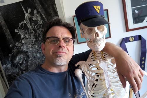 Eric est prêt à signer la suite de Bone !