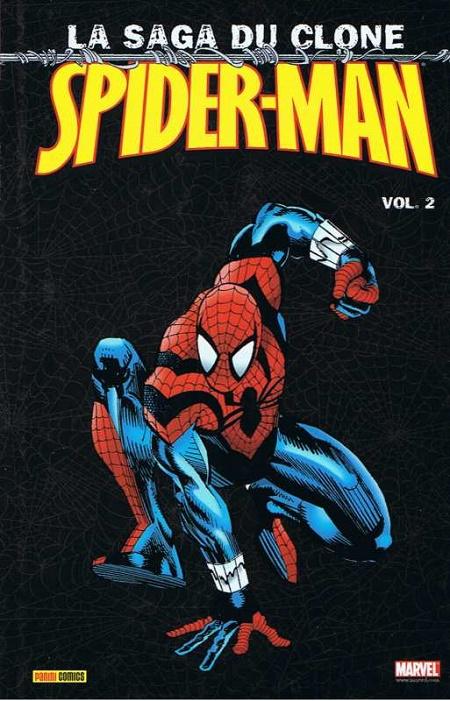 Scarlet Spider is Spiderman. Regardez bien: c'est pas le vrai costume…