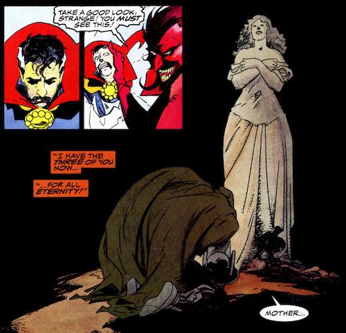 Cynthia Von Doom, la cause du tourment de Victor