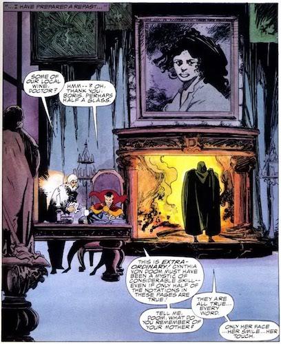 Victor Von Fatalis, un personnage tragique et passionnant, hanté par le destin de sa mère