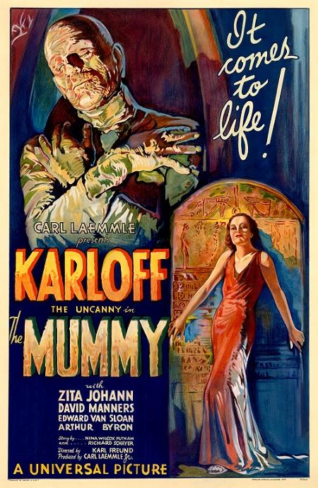 Le retour de Karloff!