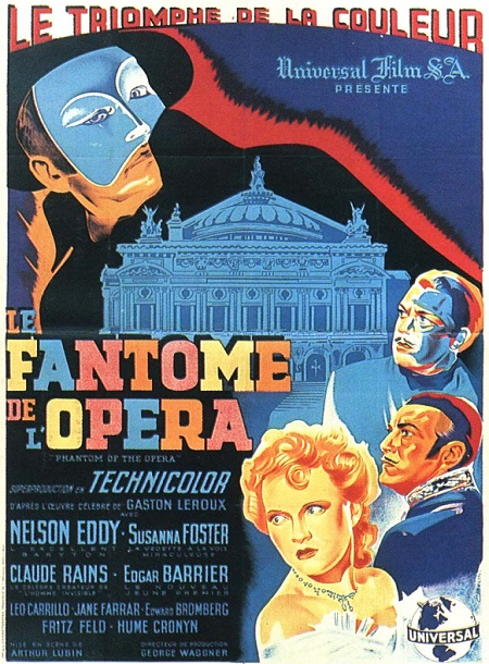 Fantôme d'opérette…