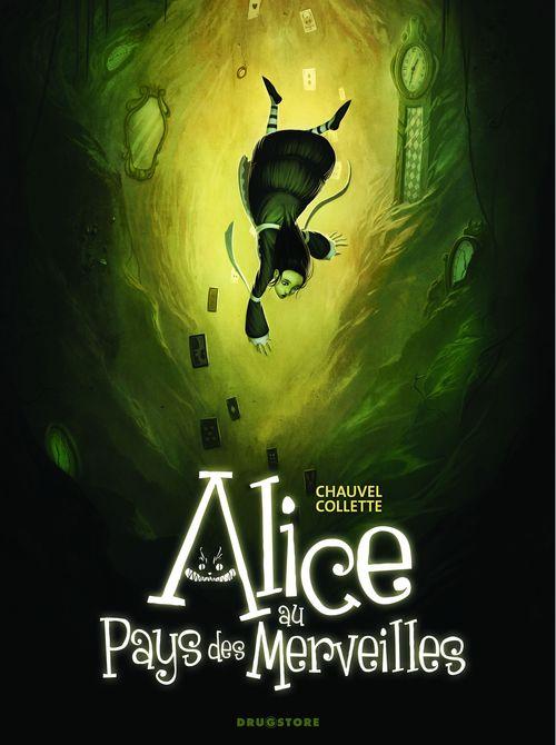 Alice tombe, tombe, tombe…