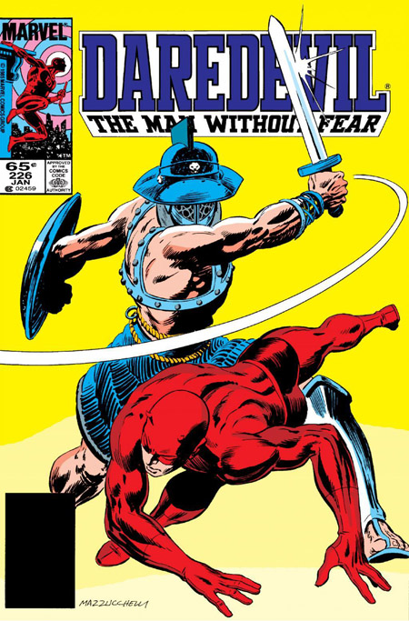 Ne vous y trompez pas, Daredevil n'en fera qu'une bouchée (à l'arène)