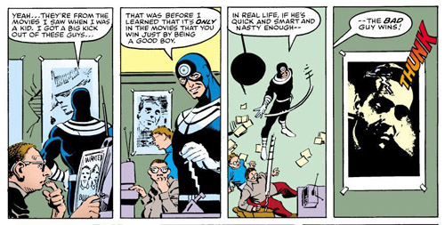 Pas si fou que ça, le Bullseye…