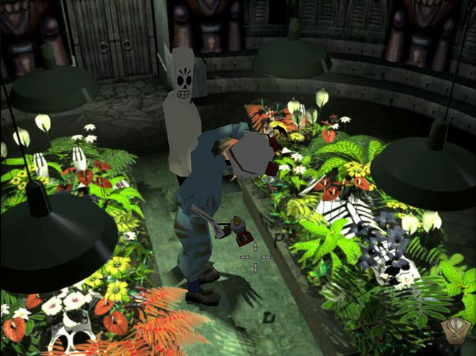 Les fleurs: un symbole de seconde mort