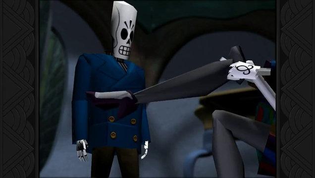 """La fameuse scène du collant. """"Quel bel os vous avez, ma chère!"""". L'aspect aguicheur ne semble pas perdre en efficacité"""