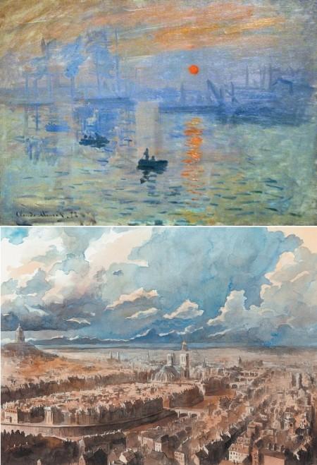 Guillaume Sorel VS Claude Monet!