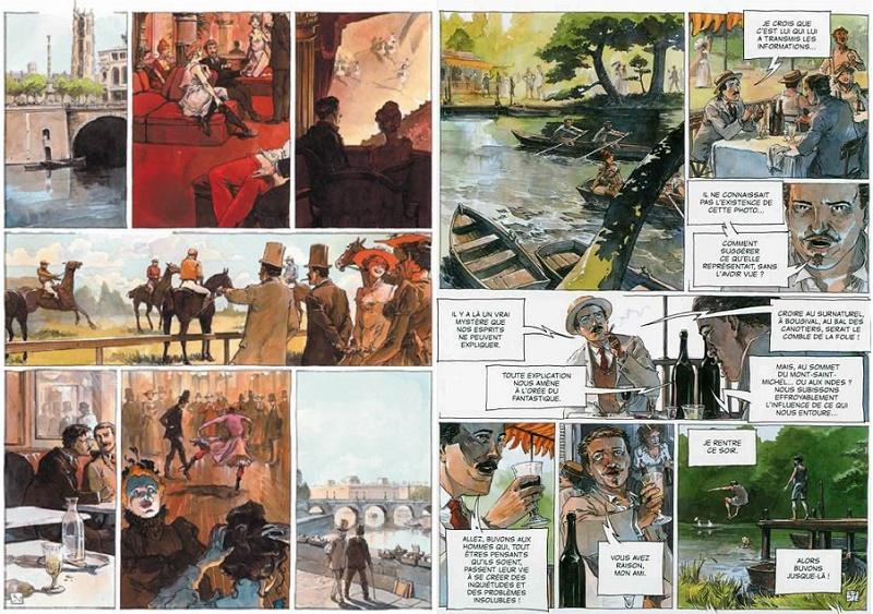 Toulouse-Lautrec, Degas, Monet, Renoir… Ils sont tous là!