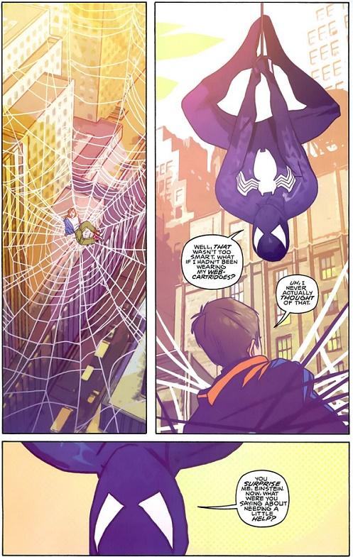 Your friendly neighborhood spiderman !
