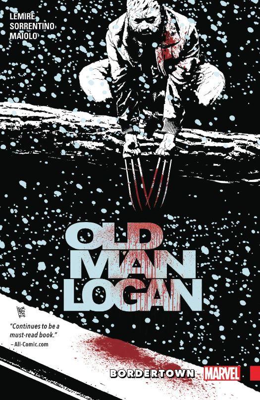 Maître Logan sur son arbre perché