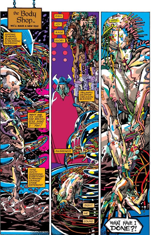 Barry Windsor Smith, maître es-couleurs