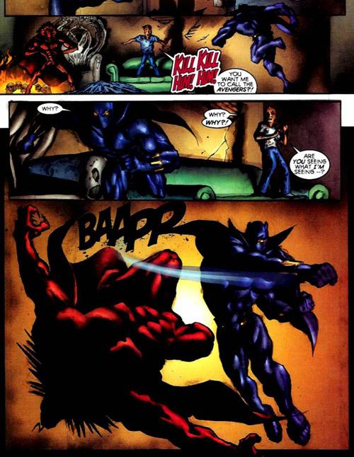 Assez costaud pour étaler Mephisto!