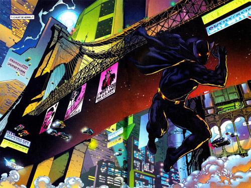 Grâce à Priest, Black Panther est prêt pour le futur!