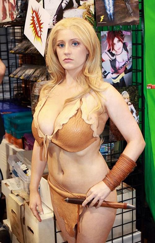 Shanna : l'idéal des cosplayeurs ?
