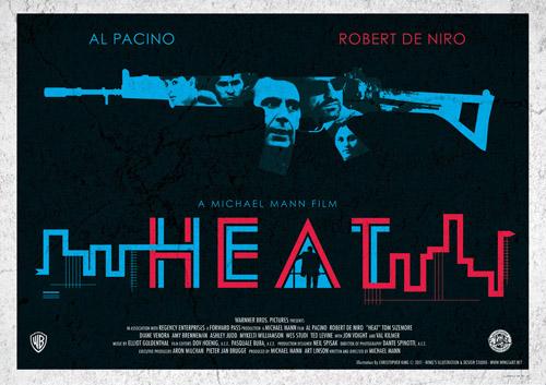 Malgré les deux têtes d'affiche, Heat est aussi un film choral (et plus qu'OK…)