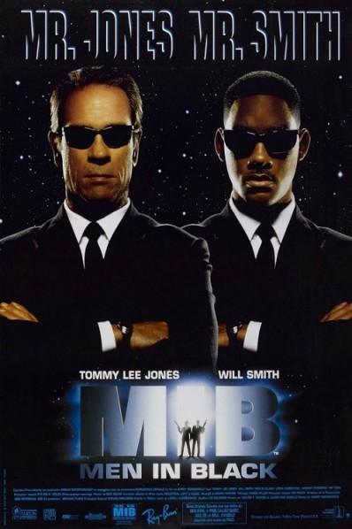 Nous ne sommes personne. Nous sommes eux. Nous sommes ils. Nous sommes les Men in Black!