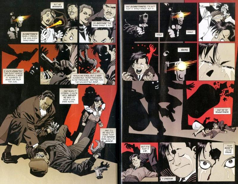 La tragédie de Crime Alley revient hanter les nuits de Bruce Wayne