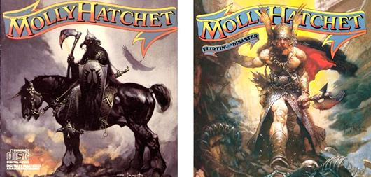 Molly Hatchet (1978), Flirting with disaster (1979)