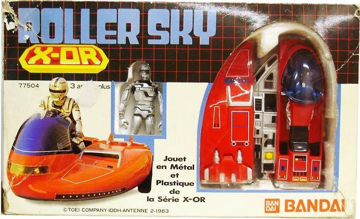 Le Roller Sky de X-Or un joujou à 1.180€ remporté sur ebay avec une scène de ménage à la clé pour Thomas !
