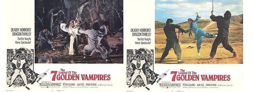 Chinese Dracula et ses superbes vampires d'or vous feront rêver…