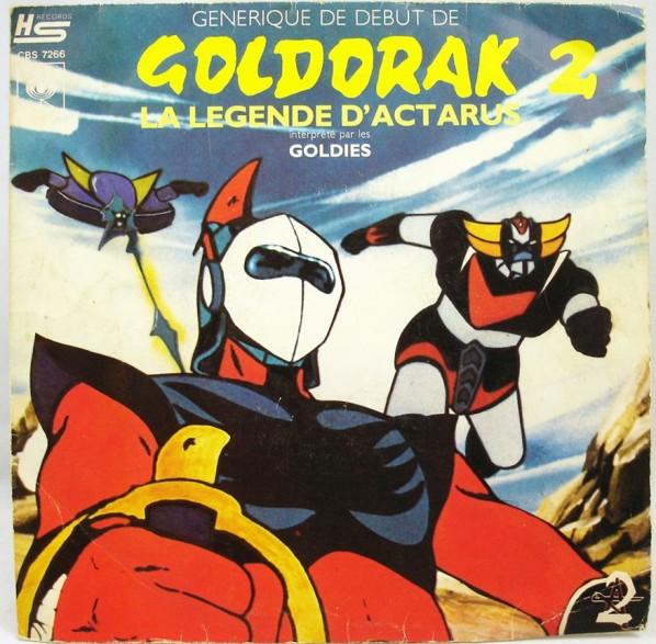 Goldorak par les Goldies : un nom prédestiné en effet !