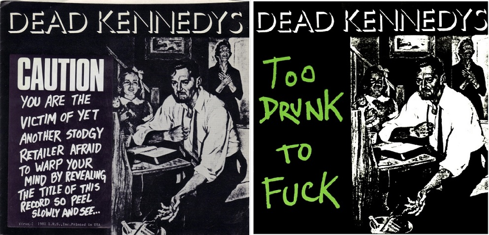 Le titre caché de l'époque n'était pas en fin de cd. Sur la photo, Bukowski.