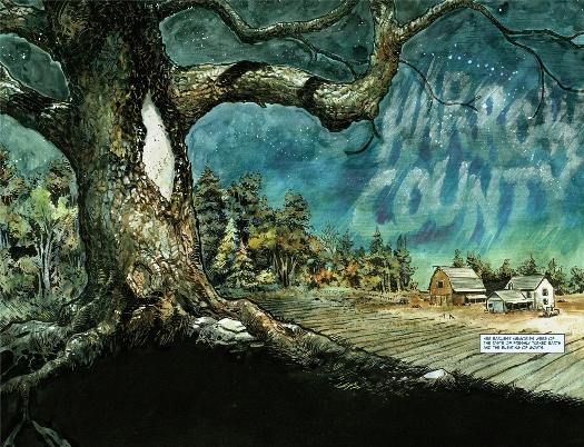 L'arbre de la sorcière