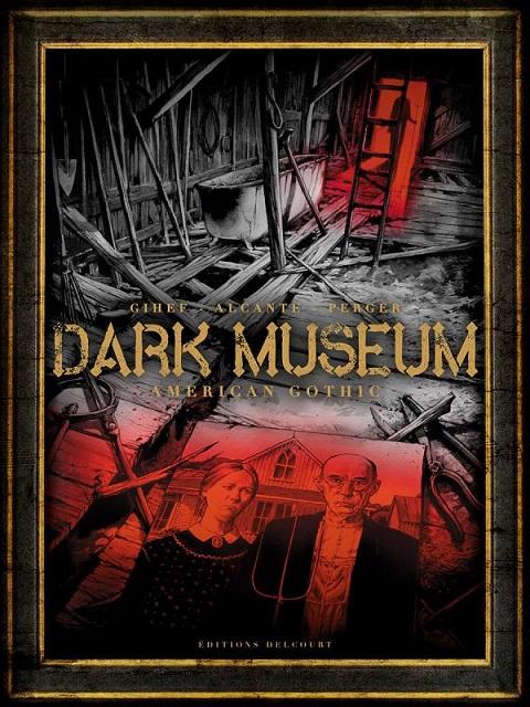 Bienvenue dans la première galerie du Musée des horreurs