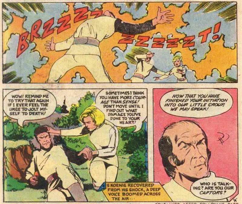 Les rouflaquettes du professeur Bergman sont-elles les vraies origines secrètes de Wolverine?