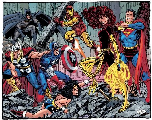 John Byrne a dessiné tous les superhéros