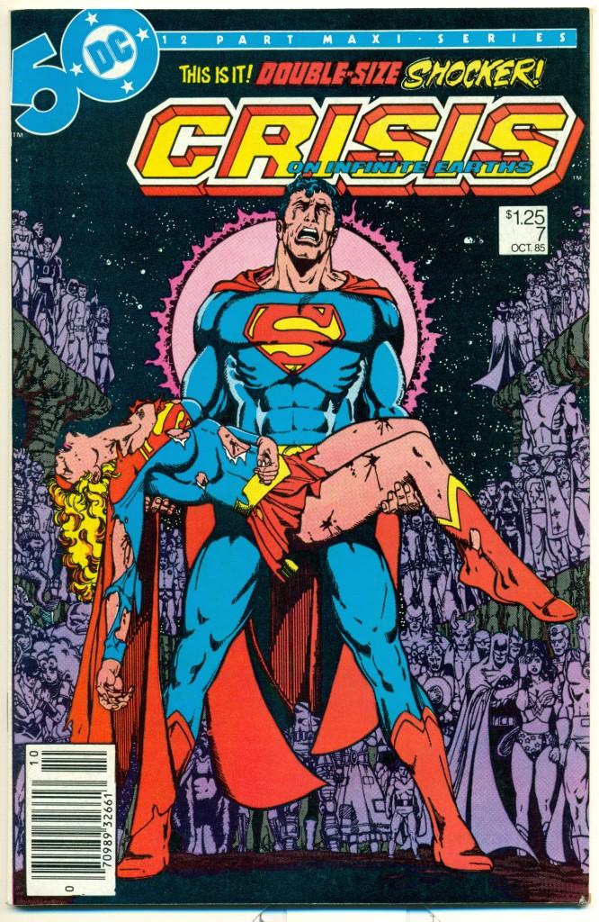 Sans doute la couve DC mainstream la plus iconique des années 80