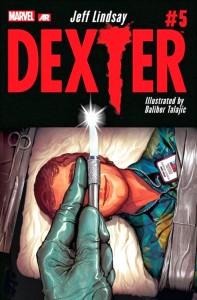 Plus efficace que Bullseye : Dexter chez Marvel