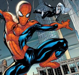 Spider-man dans sa période Marvel Knight