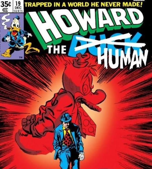 Howard le canard : c'est moi