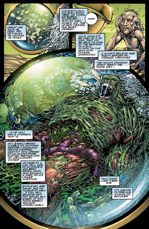 Hulk, le nouveau Prométhée