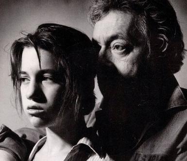 Charlotte et son papa rêveur...