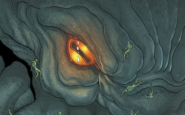 Oui, c'est bien du Lovecraft !