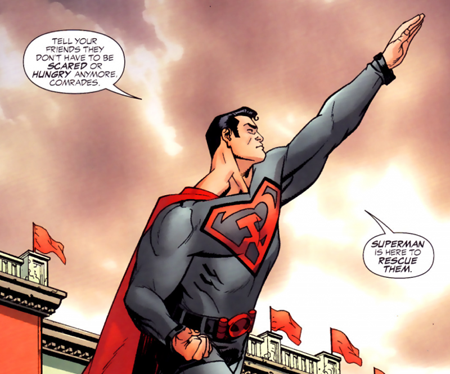 Les bonnes intentions de Superman vont paver une dictature infernale…